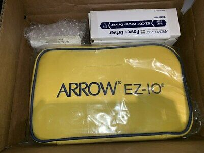 Arrow EZ-IO Intraosseous Infusion System Kit FREE SHIPPING AND BRAND NEW