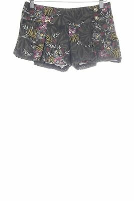 MISS SIXTY Hot pants motivo floreale stile stravagante Donna Taglia IT 36