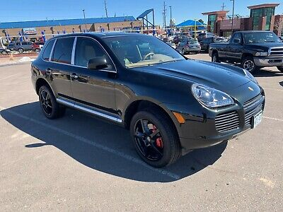 2006 Porsche Cayenne  2006 Porsche Cayenne Turbo - Awesome Mechanically!  Runs and Looks Great! No Res