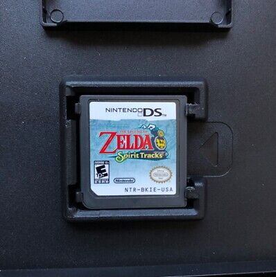 The Legend of Zelda: Spirit Tracks (Nintendo DS, 2010) CLEAN TESTED