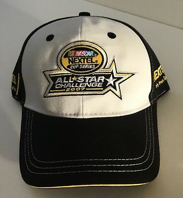 NASCAR Nextel Cup Racing All Star Challenge Official Winners Cap Hat  NEW