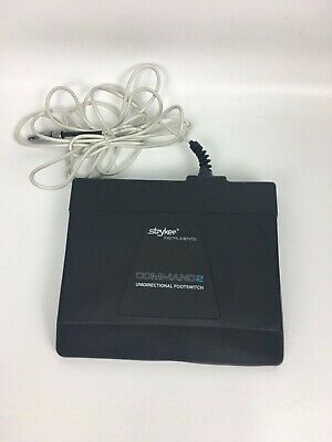 Stryker Surgical Command2 Command 2 Undirctional Electric Footswitch 2296-7