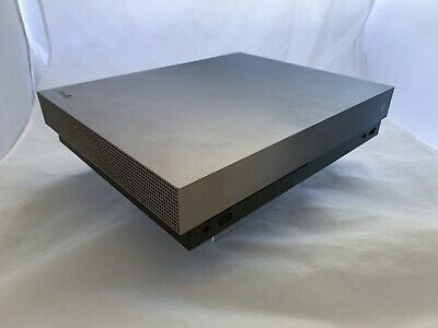 FREE SHIPPING - Limited Edition Xbox One X Gold Rush Console - 1TB + 500GB SSD