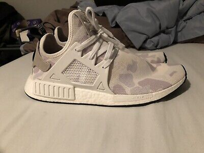 af92ad4c43787 ADIDAS NMD XR1 White Duck Camo Size 13 -  45.00