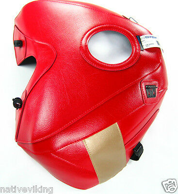 Ducati 1098 2007-2013 Bagster TANK PROTECOR tank COVER in STOCK red gold 1544B