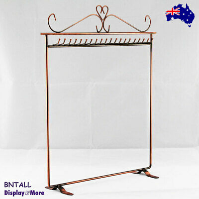 Necklace Holder JEWELLERY Stand Reliable | VINTAGE Style Tall | AUSSIE Seller