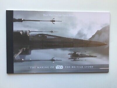 Prestige Booklet DY15 Making of Star Wars 2015