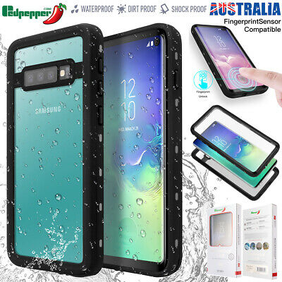 Samsung Galaxy S10+ Plus Waterproof Case Shockproof Heavy Duty Underwater Cover