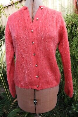 Vintage mohair/wool jumper,size SSW,1960'S,about size 10-12,Embassy