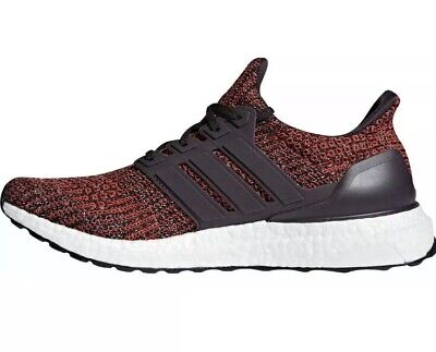 61a6165098593 ADIDAS ULTRABOOST 4.0 Noble Red Maroon Size 9.5 Men s New (Deadstock ...