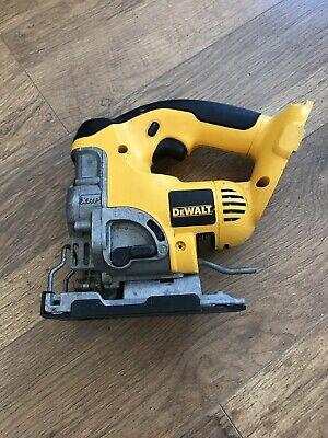 DeWALT DC330 XRP 18V Cordless Jigsaw (Unit Only) Used - Good Working Condition