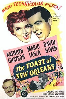 Toast Of New Orleans        1950     Mario Lanza / Musical   DVD