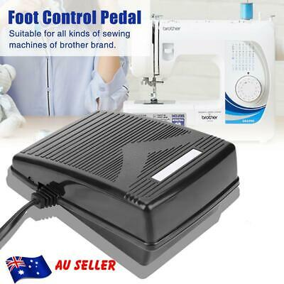 Domestic Replacement Foot Controller Pedal For Brother Sewing Machines JH653/350