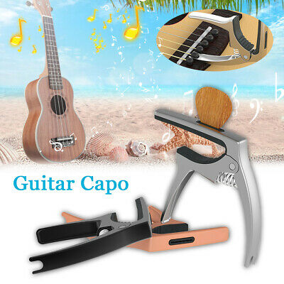 Change Key Guitar Capo Clamp for Electric Acoustic Guitar Quick Trigger Release
