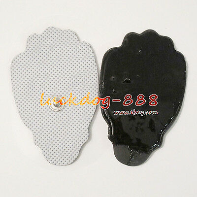 2 Sizes Electrode Pads Replacement  For TENS EMS Therapy Unit & Pulse Massager