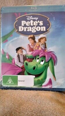 Pete's Dragon (1977) - Blu-ray    New/SEALED REGION FREE CHEAPEST ON EBAY