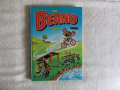 Beano Annual 1986- Really Nice Condition