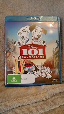 101 Dalmatians (Blu-ray)  Region Free New & unsealed cheapest on ebay
