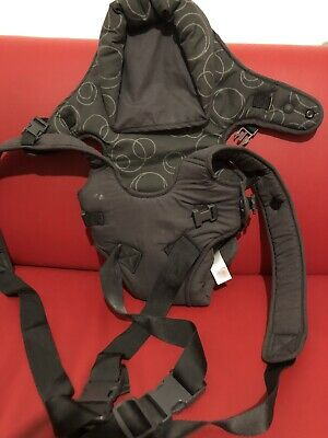 066936693e3 BRUIN 4 WAY Baby Carrier Advanced with bear linkie toy from birth ...