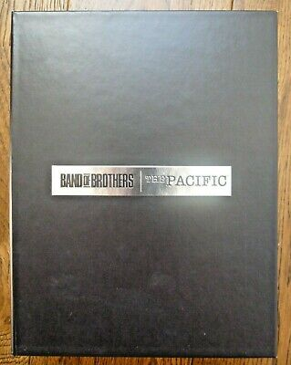 The Pacific And Band Of Brothers Complete HBO Series DVD