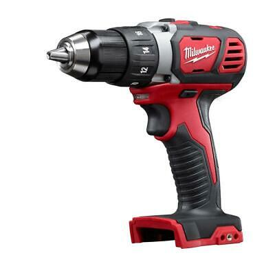 """New Milwaukee 2606-20 M18 18V Cordless Compact 1/2"""" Drill Driver (Bare Tool)"""