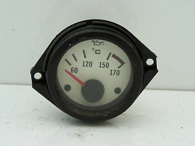 Mgf Temperature Gauge