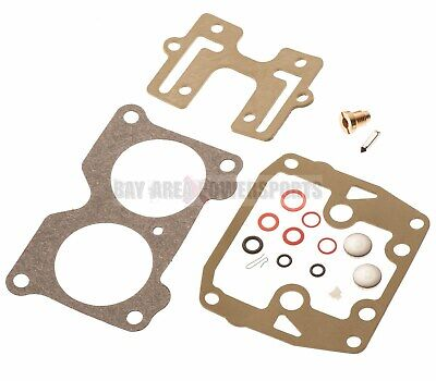 Johnson Evinrude Carb Carburetor Rebuild Kit 439076 V6 150 155 175 185 200 235HP