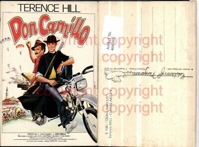 468388,Film Reklame Don Camillo Terence Hill Colin Blakely