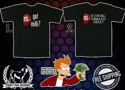 Game Of Thrones Tormund Giantsbane T-Shirts / Hoodies / Posters/Magnets/Stickers