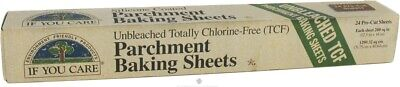 Parchment Baking Sheets, If You Care, 24 sheets