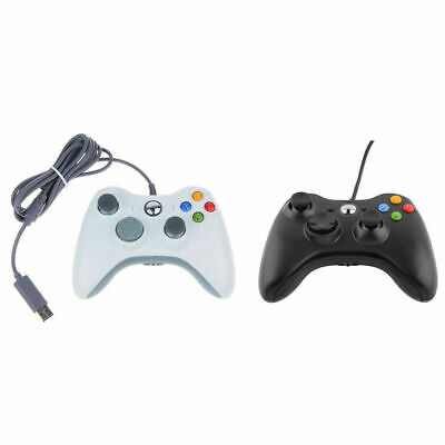 USB Wired Joypad Gamepad Controller For Microsoft Xbox 360 PC Windows 7 10 XP