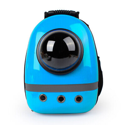 Portable Travel Pet Carrier  Waterproof Backpack Space Capsule Bubble Handbag