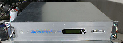 Streambox SD decoder transport converter