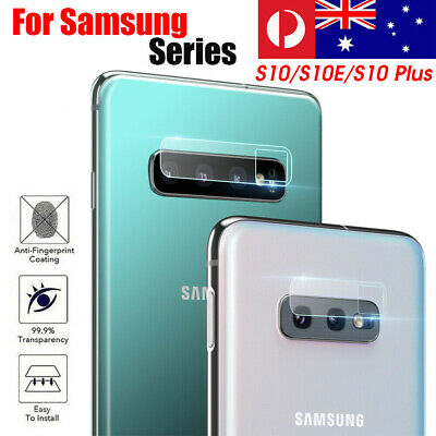 For Samsung Galaxy S10 + Plus S10E Note 9 Back Camera Lens Screen Protector
