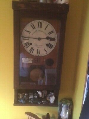 Time Recorder Clocking in Clock.