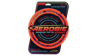 Aerobie Sprint 10 Inch Flying Ring Open Center Allows Each Player To Personalize