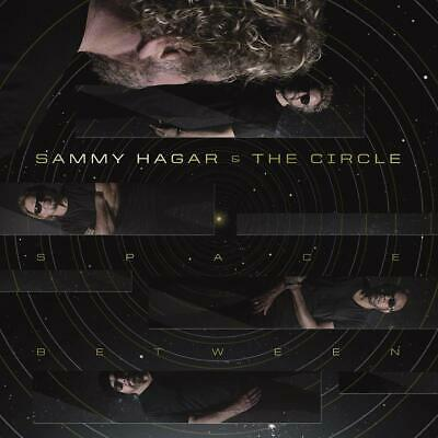 Space Between Sammy Hagar & The Circle Audio CD BMG Rights Management