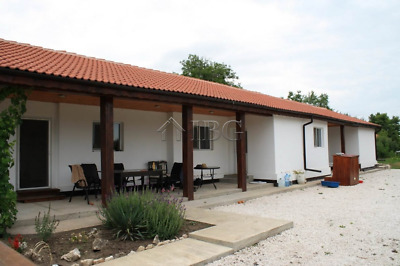 Renovated 2 bedroom house with big plot of land, 30 mins drive to Balchik SALE