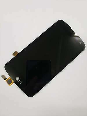 Touch Screen Digitizer+LCD Display Assembly For LG K4(US Version)/VS425/K130