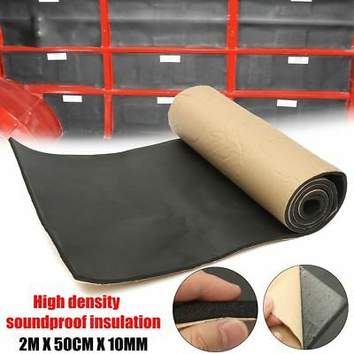 Acoustic Foam Flat Panel Studio Soundproofing Wall Panel Car Sound Control