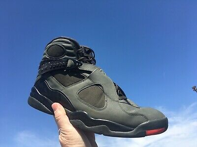the latest 778ce 47173 AIR JORDAN RETRO 8 Take Flight Undefeated Olive Green Size 15