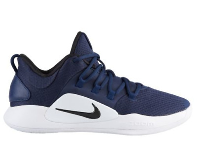0a296eeaeec2 NEW Nike Hyperdunk X Low TB 2018 Men s Basketball Shoes Navy Blue AR0463-402