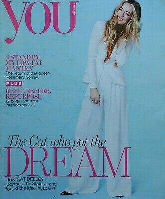 YOU magazine ~ 9 April 2017 ~ Cat Deeley, Rosemary Conley