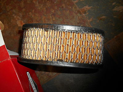 NOS Briggs and Stratton OEM Air Filter 393406