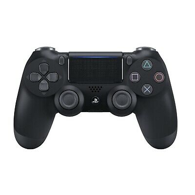 Official Sony Playstation 4 PS4 DualShock 4 Original Wireless Controller - Black