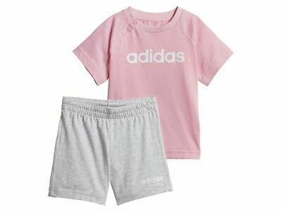 adidas I Lin Sum Set Kinder Trainingsanzug  DV1269