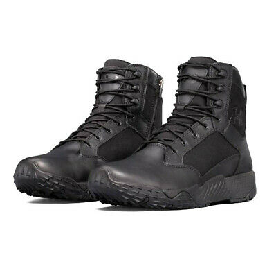 Under Armour Stellar Tactical Side-Zip Boots