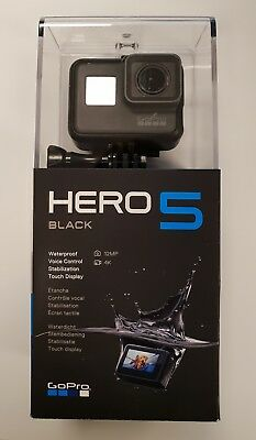 Caméra GoPro Hero 5 Black Edition Action Cam