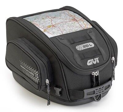 GIVI UT809 TANKLOCKED TANK BAG TANKLOCK Tankbag New 2018 Tankbag w/ Inner Bag