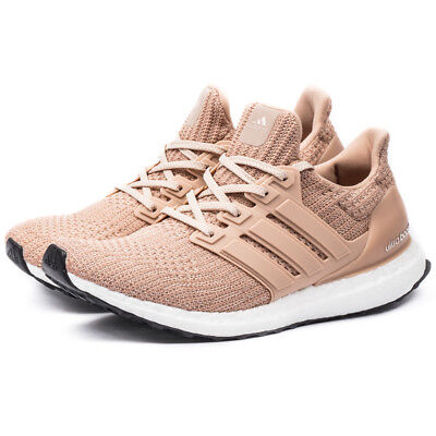 fe3df0706fead Adidas Ultraboost Running Shoes Women s Size Us 10 Uk 8.5 Ash Pearl Pink  Bb6309